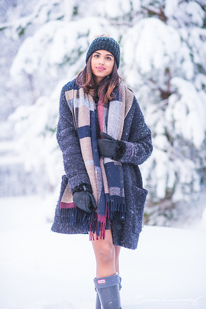 Kiyasa Winter Shoot