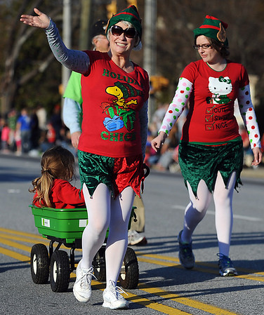 Simpsonville Christmas Parade
