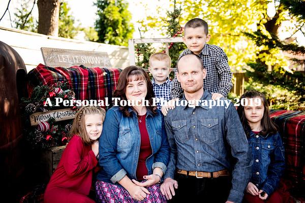 Shanna Jason and family 2019