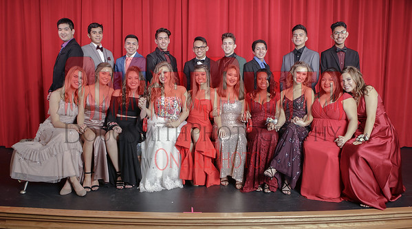 A2 - DALTON SWEETHEART GROUPS 2018