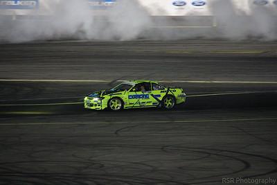 FD Irwindale 2014 - Day 2 - Drifting
