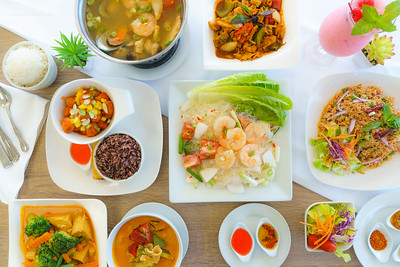 Blue Table Thai Cuisine