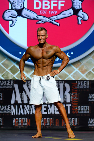 Mens Physique Senior over 182 cm