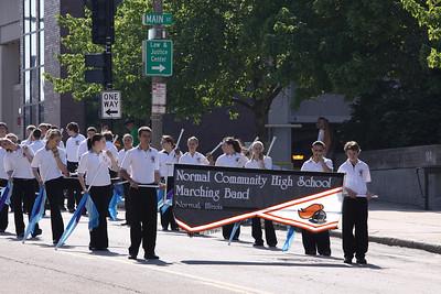 Memorial Day parade 05/30/2011
