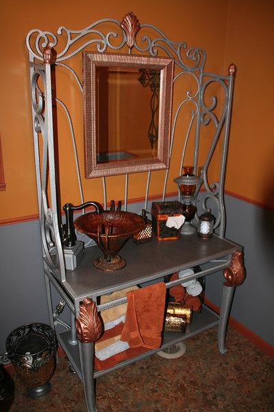 Cindy Wolff's home interior designs.