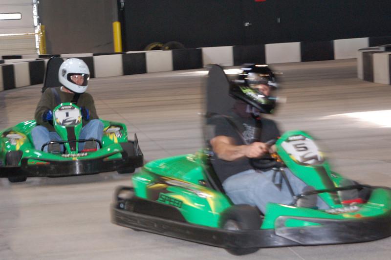 Racing around the track at Speed Raceway,  http://SpeedRaceway.com  DSC_9697