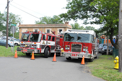 ALTAMONT WEST MAHANOY TOWNSHIP BLOCK PARTY PARADE 6-17-2011 PICTURES BY COALREGIONFIRE