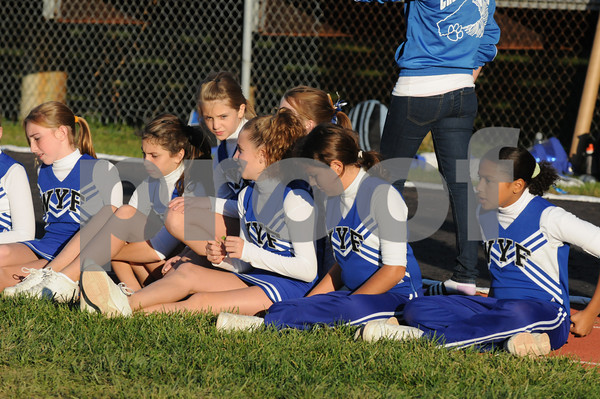 Fighting Panthers vs Warwick - Cheer- 10-10-10