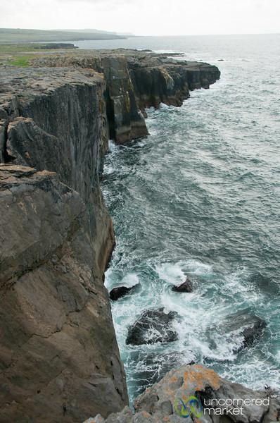 The Burren Cliffs - County Clare, Ireland