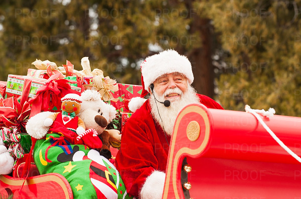 Bend, OR Christmas Parade 2015