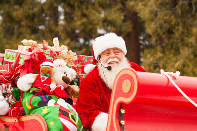 Bend, OR Christmas Parade 2015