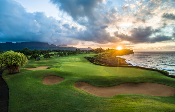 Poipu Bay Golf Photography