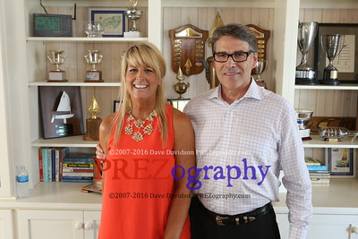 Rick Perry Clear Lake Yacht Club 7-13-15