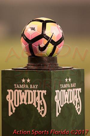 Tampa Bay Rowdies USL Cup Playoffs. (October 21, 2017)