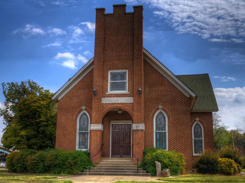 First Christian Church - Russellville, AR