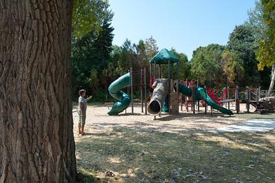 Fritse Park Slide–Aug 2010