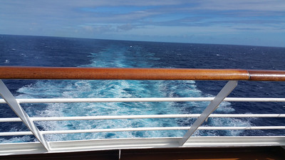 Day at Sea Dec 4