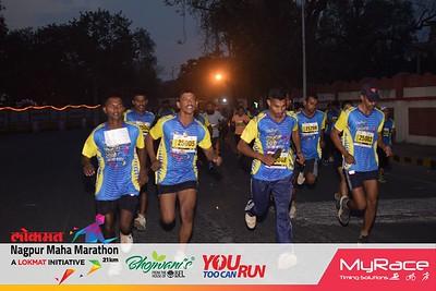 Lokmat Nagpur Maha Marathon 2018