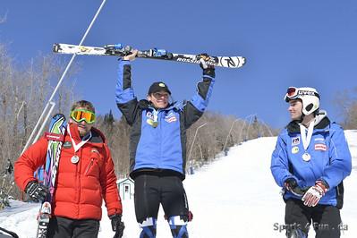 Ski Universitaire 2 Mars Médailles Mont-Tremblant