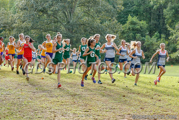 XC GIRLS RUN 09-29-2016