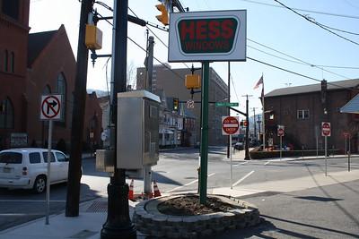 Complaint Against PennDOT Signs, Hess Windows, Tamaqua (3-7-2012)