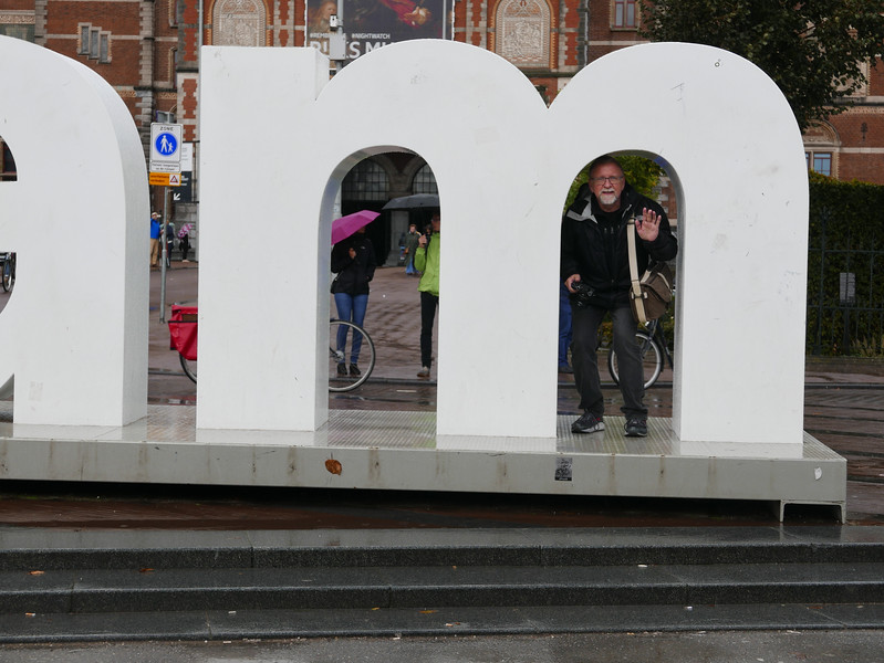 Greetings From Amsterdam!