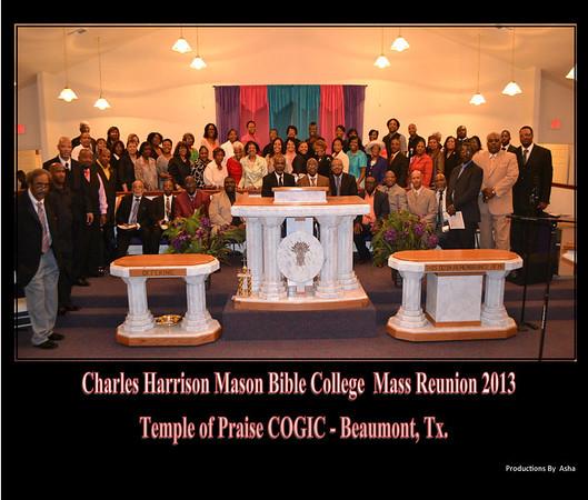 C H Mason Bible College