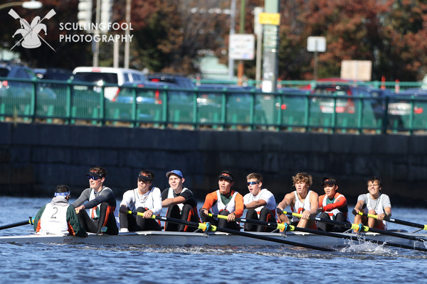 Men's Youth Eights
