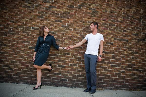 Michelle + Danny