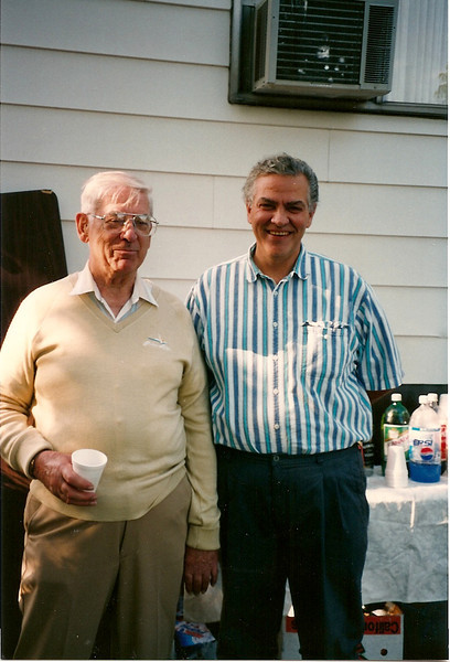 Dad Cerne, Tom Brennan - Tom & Noreen's 25th Anniversary   9/93