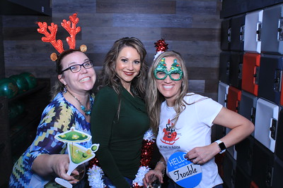 Caliber Home Loans Holiday Party 2019