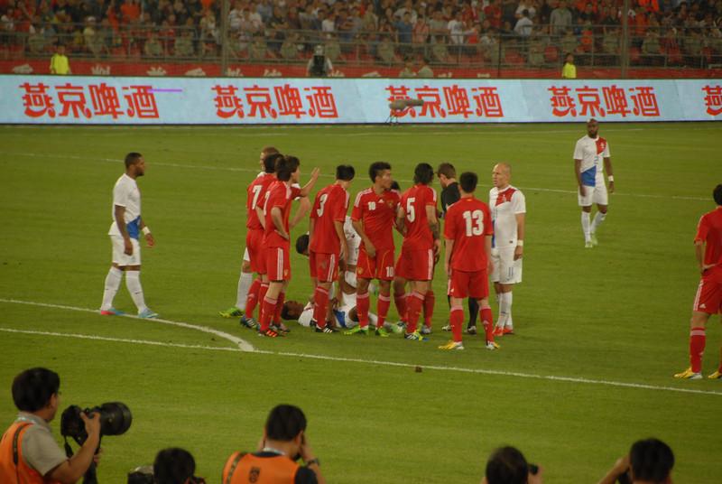 [20130611] Holland vs. China @ Gongti, Beijing (13).JPG
