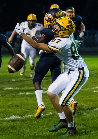 HS Football: Amherst @Olmsted Falls 09282018