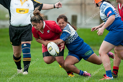 2014 05 03 Norths v Poneke Women
