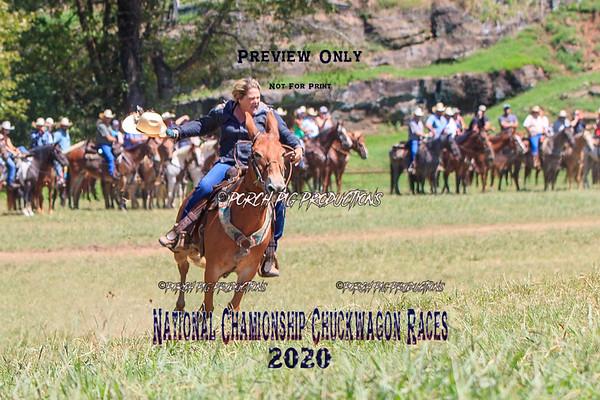 Sunday Mule Race