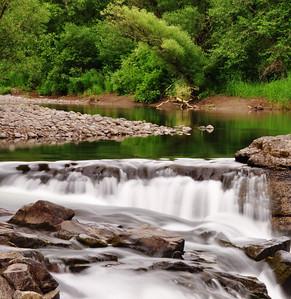 Waterfalls & Lakes