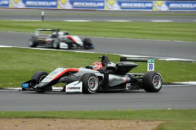 FIA F3 Silverstone