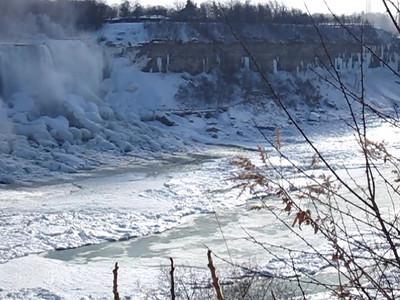 Niagra Falls - January 2009 - VIDEOS