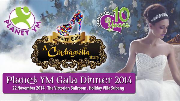 Planet YM Gala Dinner 2014, 22 November 2014