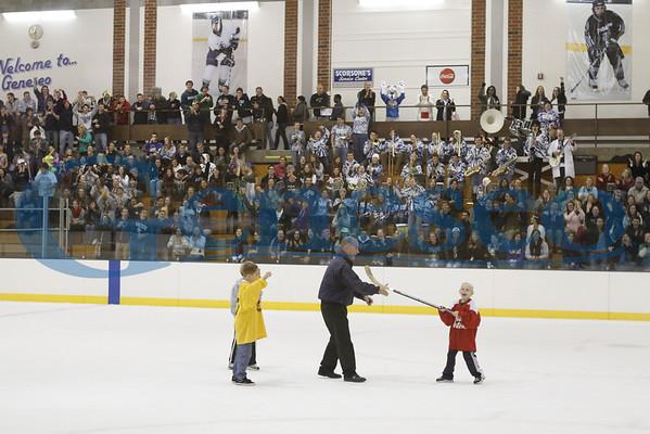 Men's Ice Hockey 10/29/11 vs Fredonia
