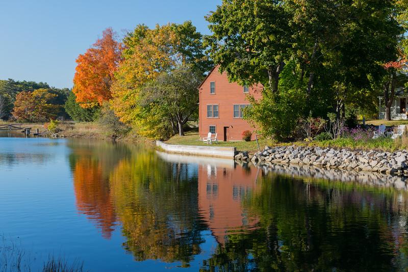 New England Scene