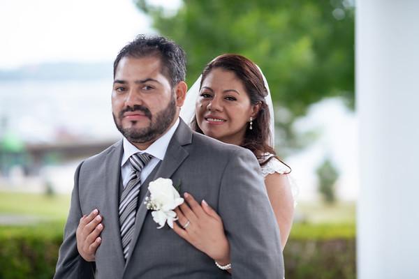 Bertila & Alfredo Wedding