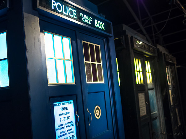 Just Doctor Who Experience 2014