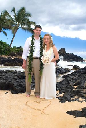 Maui Hawaii Wedding Photography for King 09.25.07 Select