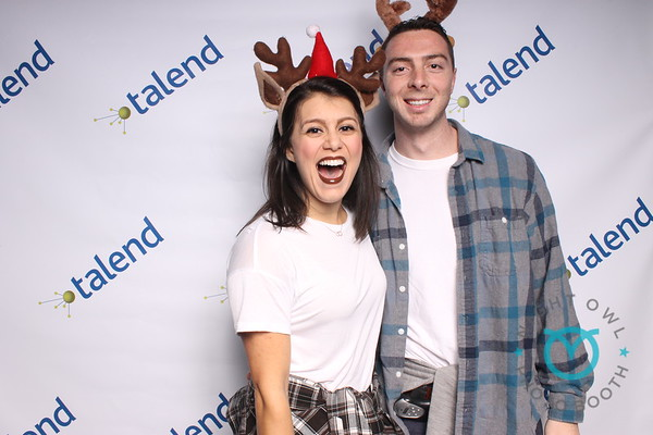 "Talend ""Decades"" Holiday Party"