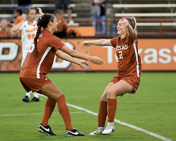 University of Texas Soccer vs. UT Rio Grande Valley 9.14.2018