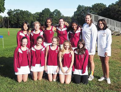 Summit Girls Tennis 9/25/09