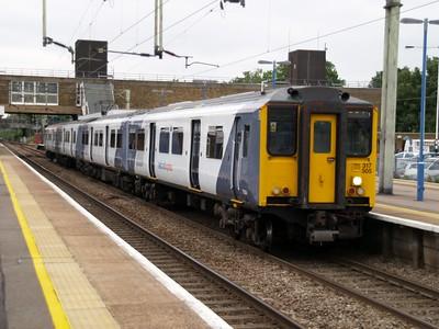 Broxbourne Station     03/06/09