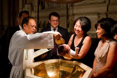 Milo Baptism