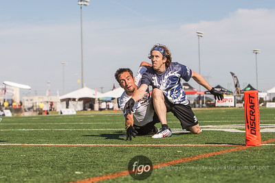 10-4-15 USA Ultimate Nationals Mixed Division Championships - Drag 'N Thrust v Seattle Mix Tape